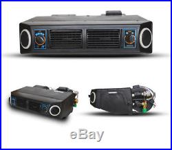 12V 32 Pass 4 Coil Car Autos A/C Underdash Evaporator Compressor Air Conditioner