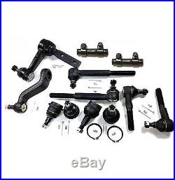 12 Pc New Suspension Kit for Dodge Ram 1500 RWD Models Tie Rod Ends Ball Joints