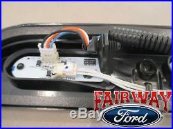 17 thru 20 F-150 OEM Ford Parts LED 3rd Third Brake Stop Lamp Light RAPTOR Model