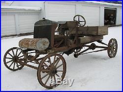 1913 Ford Model T Race Car Speedster Gowjob Bug Roof Laurel Rajo Frontenac Racer