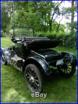 1918 Ford Model T convertible