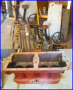1925/1926 Ford Model T Coup Parts LOTS of Parts