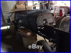 1928 1929 Model A Roadster Body Hot Rat Rod Project Parts Doors Trunklid