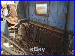 1929 Ford Model A Gas TANKER Parts Cab Frame Doors Hot Rod Rat Rod Cowl 28 29 30