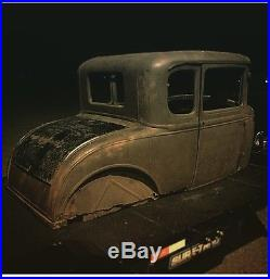 1930-31 Ford Model A Coupe Body With PARTS
