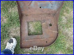 1930 Packard Model 733 Coupe Parts