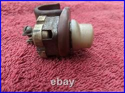 1930s 1940s Vintage Accessory Under Dash On/Off Heater Switch Chevy Ford Bomb