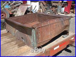 1931 Ford Model A Wide Box Pickup Box