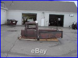 1931 Ford Model A pickup parts car + TI T LE Cab box grill radiator doors