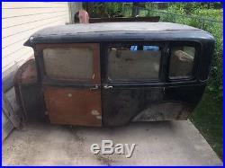 1931 ford model a sedan body