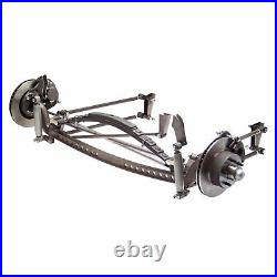 1932 Ford Deluxe Four Link Drilled Solid Axle Kit VPAIBKFB1B vintage parts usa