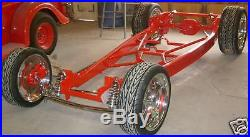 1932 Ford Frame 1/8 Easy Weld Boxing Plates 32 chassis