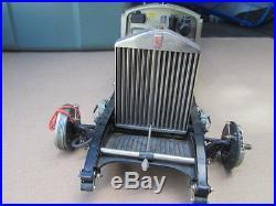 1932 ROLLS ROYCE PHANTOM II COUPE MODEL 18 SCALE Frame PARTS (NO Wheels&Tires!)