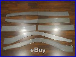 1935 1940 Ford Easy Weld SOLID Frame Boxing Plates 35 40 Chassis FULL