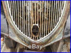 1936 Ford Railway Express Van Pickup Truck Hot Rat Rod 32 33 34 35 36 39 40 41