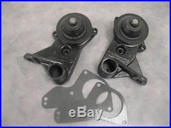 1937-1948 Ford Mercury Car Truck Flat Head Water Pumps Flathead PAIR Stock Style