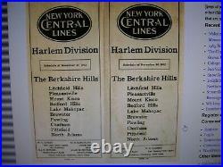 1940s Original Railroad Line License Plate Topper Vintage Chevy Ford Jalopy vw