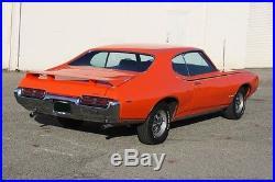 1968-69 GTO / LeMans Rear Trunk Lid Spoiler Wing HT Models New