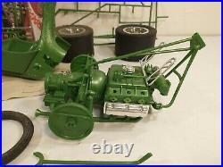 1972 Revell Dragonfire Trike 18 Scale Motorcycle Model Kit Parts Lot