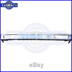 1978-1987 El Camino Rear Bumper Models WithO Pad Triple Chrome Plated New