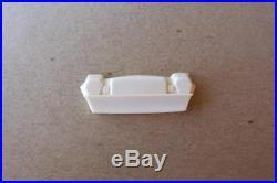 1 front Bumper nose part ONLY AMT 125 Mercury Bobcat Funny Car Drag Model Vtg