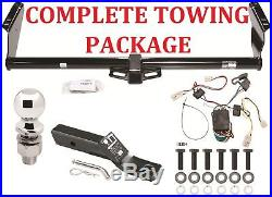 2004-10toyota Sienna Trailer Hitch Complete Package All Models 2 Tow Receiver