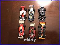 200 plus Piece Vintage 1970s Aurora AFX Model HO Slot Car Track Lot & Parts