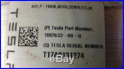 2012 2013 2014 2015 2016 TESLA MODEL S 85 RWD DRIVE UNIT ENGINE MOTOR electric