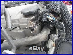 2012 Isuzu Turbo Diesel Engine, Model 4HK1TC, NPR, NQR box truck parts, LOW MILES