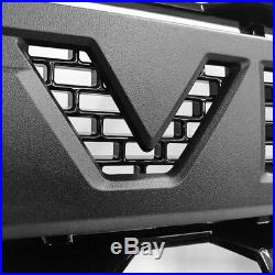 2015-2019 Colorado Grille Black Chevrolet Script (WILL NOT FIT ZR2 Models)