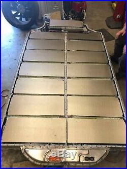2016 TESLA MODEL X 90kWh BATTERY PACK MODULE CELL 24V! 250Ah! 5.62kWh