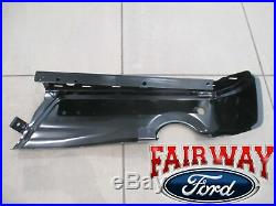 2019 Ford F-150 OEM Ford Rear Painted Step Bumper with Prox Sensors LIMITED MODEL