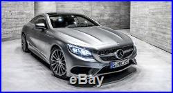 20 New Amg Oem S560 S550 Cls 2018-19 Model Mercedes Rims Wheels & Tires Set 4