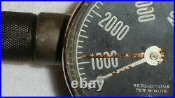 20s CORBIN 6K TACHOMETER TACH 2-1 RATIO SPEEDSTER PREWAR RACE CAR SCTA TROG LQQK