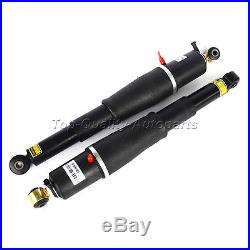 2PC For Chevy GMC Cadillac SUV New Pair Rear Air Ride Suspension Shocks -AS2708
