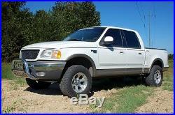 2.5 Lift Kit withN2.0 Shocks, 1997-2003 Ford F150 4x4 Models