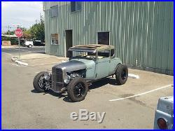 2-5 Model A Ford coupe, sedan, pickup, roadster highboy hot rod frame
