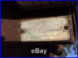 (2) John Deere Model H Tractors antique parts Yard Art