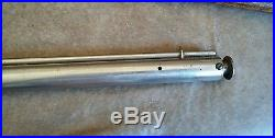 2 Vintage Benjamin Model F Air Rifles. Great For Parts. BB and Pellets