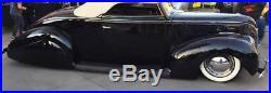 30's 40's Chevrolet Ford Dodge Packard Olds Buick Teardrop Metal Fender Skirts
