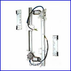 31-50 Chevy Power Window Kit bosch motors parts hot rod project electric run