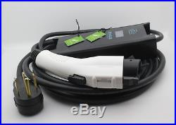 32 Amp Level 2 EV EVSE Electric Car Charger 14-50 Zencar 6.6 & 7.7 Kwh FAST