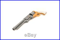 3D printed plastic model Colt Walker revolver replica with all internal parts