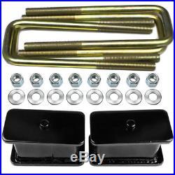 3+3 Leveling Lift Shocks Kit 1999-2007 Chevy GMC Silverado Sierra 1500 4WD 4X4