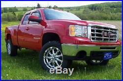 3.5 Lift Kit, 2007-2016 Chevy Silverado, GMC Sierra 1500 4wd Models
