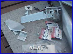 44 Cal-Craft RC Model Boat Mono Hull, Prather blade and parts