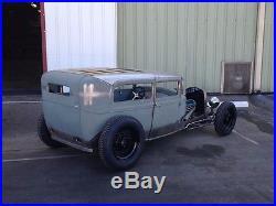4-10 Model A & Model T Ford coupe, sedan, pickup, roadster hot rod frame