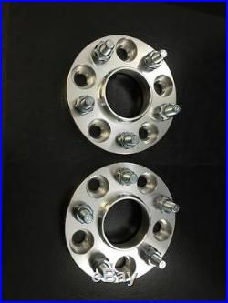 (4) BLACK HUBCENTRIC 5X100 TO 5X114.3 WHEEL SPACERS ADAPTERS 56.1mm CB 15MM