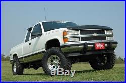 4 Suspension Lift, 88-98 Chevy, GMC 4x4 6-lug and 92-99 Tahoe, Yukon Models