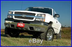 4 Suspension Lift, 99-06 Chevy Silverado 1500, GMC Sierra 1500 4x4 6-lug Models
